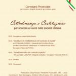 6 maggio – Convegno AIMC su Cittadinanza e Costituzione