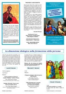 Depliant Convegno Irc 9 – 11 – 12 gennaio 2012