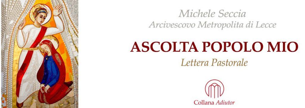 Lettera Pastorale di S. E. Mons. Michele Seccia